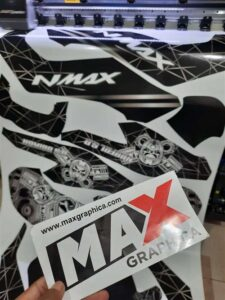 sticker decal yamaha nmax cutting sticker sidoarjo